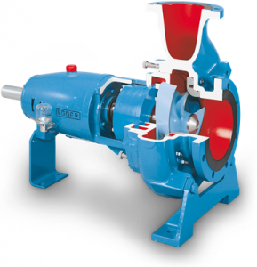 Centri pump